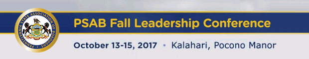 PSAB Fall Leadership Conference october 13-15,2017