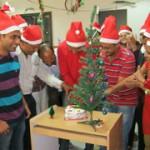 Christmas Celebration at Ignatiuz