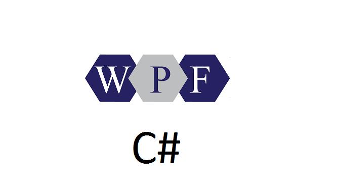 Create a C# WPF Application