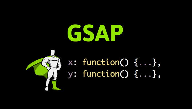 Boost Animation Effects With GSAP