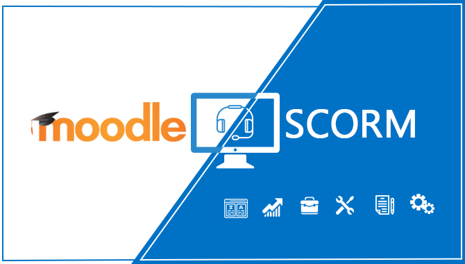 SCORM support in Moodle
