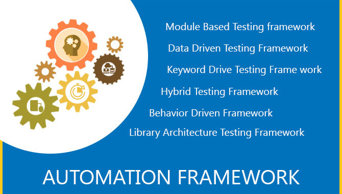 How to choose a correct automation framework