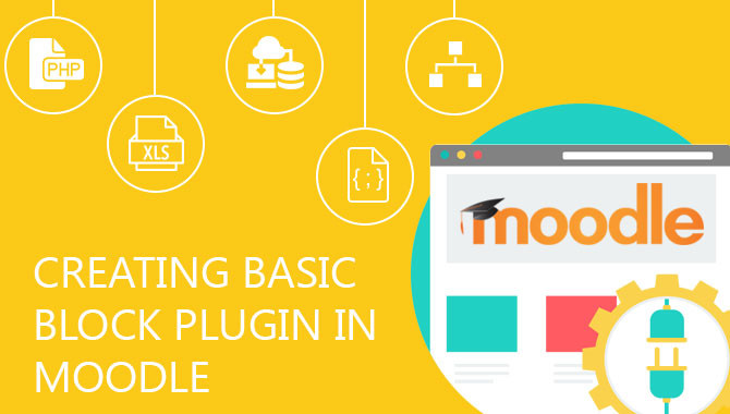 Creating basic block plugin in Moodle