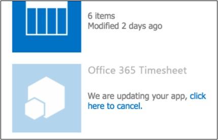 App-In Updation