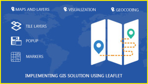 Implementing GIS solution using leaflet