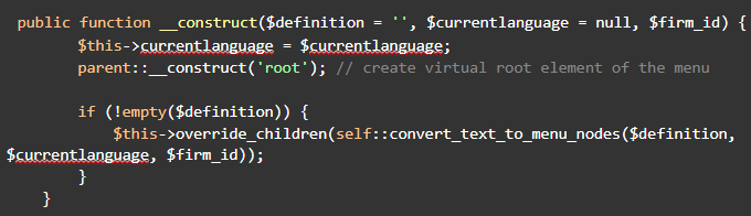 outputcomponents.php - _construct function